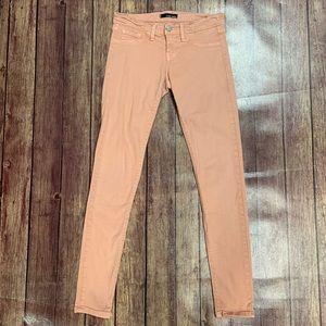 Flying Monkey Peach Skinny Jeans